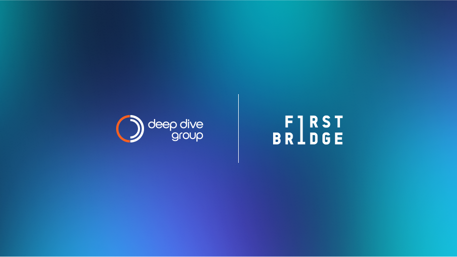 DeepDive Technology Group and First Bridge Announce Strategic Partnership