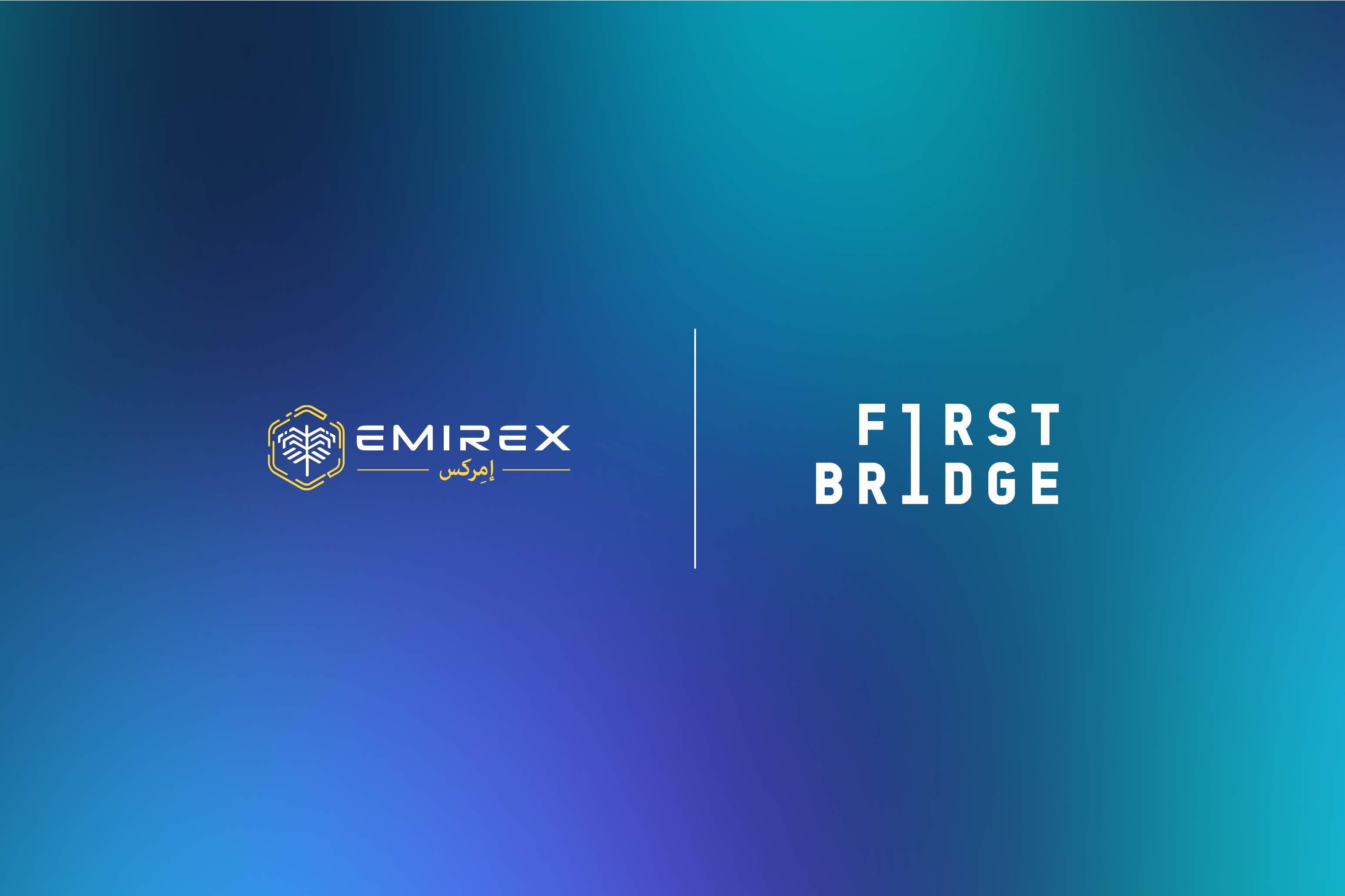 Emirex and First Bridge Announce Technological Partnership